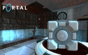 Portal Wallpaper by UltraBE