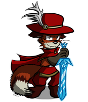 Red Mage Rage by Virmir