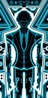 Daft Punk - Tron 2 by ron-guyatt