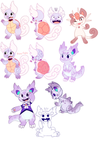 Pokesonadoodles by Pand-ASS