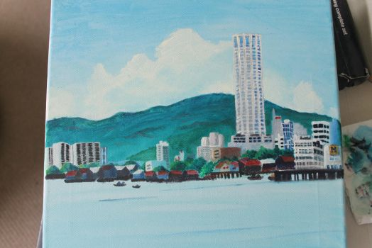 Penang by BaconTheDerpfacedSoo