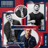 Pack Png: Cody Christian #417 by MockingjayResources