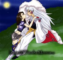 I Want Sesshomaru by Dahdtoudi