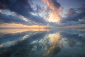 Sunrise sky 1 by ady-stock