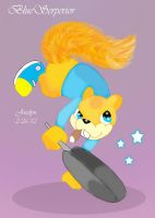 Conker... by BlueySerperior