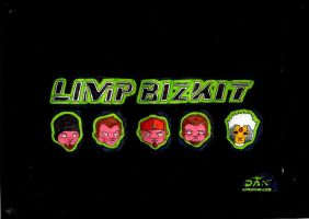 0541 - 30-08 - Limp Bizkit by TwistedMethodDan