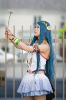 Yeul - Final Fantasy Cosplay by YumiCosplay