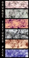 Grunge Textures Pack by nostalgic-stock
