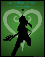 Kingdom Hearts Birth By Sleep Poster: Ventus by Mysitc-Mage