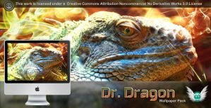 Dr. Dragon Wallpaper Pack by 878952