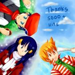 Thanks for 5000 Pageviews by NanamiSonezaki