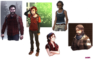 Thelastofus by andrableargh