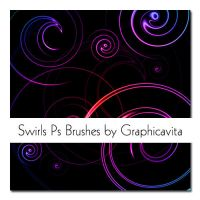 Swirls PS Brushes by graphicavita