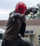Red Hood Cosplay by Frixcon