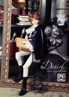 Advance notice-Daniel 1 by Ringdoll