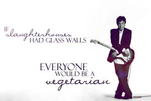 Beatle Quote Wallpaper: Paul by hailingxjove