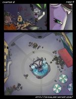 IZ-BTE Fan Comic: Ch2-Pg9 by CGIgal