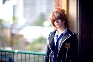 Shu Ouma | Guilty Crown by nayzeers