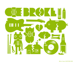 BROKE by cova