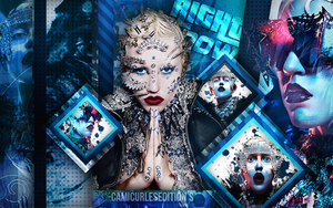 +EDICION: Right Now| by CAMI-CURLES-EDITIONS