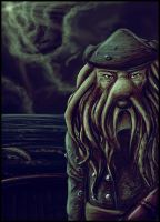 Davy Jones by Zakeno