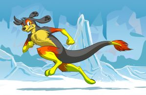 The Snowager Sprint by Temiree