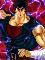Kenshiro before fight by UD7S