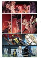 X-Men samples 4 by PortalComic
