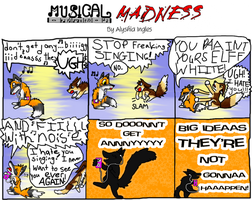 Musical madness by Tylar-I