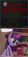 Comic: Rise of the Rainbeiber! (Part 1/4) by Photonicsoup