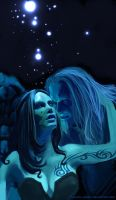 SGA - Dark Beauty by the-evil-legacy