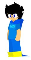 John Egbert Transparent by sollux-swag