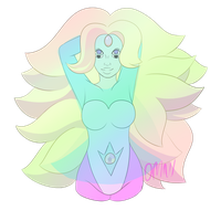 Rainbow Quartz by OmNatSi