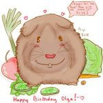 Guinea Pig by KimuM