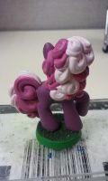 06: Cheerilee, Back by PONYPAINTTHEPONY