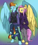 Little Ditty About Flutters and Dash by MustLoveFrogs