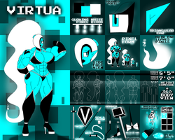 Virtua, 2015 Ref Sheet by MrPr1993
