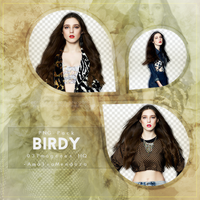 BIRDY PNG Pack #1 by LoveEm08