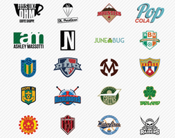 Logo Collection - 2010-11 by JimmyNutini