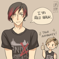Toru Red by Emi-san-Kaulitz
