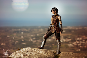 The Summit - Star Wars Satele Shan - Jedi Cosplay by faramon
