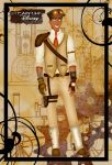 Steampunk Naveen by HelleeTitch