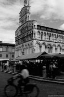 Tuscany: Lucca by Agtpunk