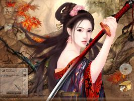 Geisha's Rebellion by scubabliss