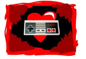 Love your NES by supas-sam