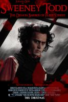 Sweeney Todd Poster Contest 3 by IvyNightwind