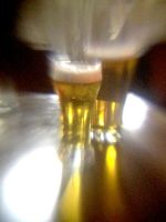 Lensbaby LM-10 Test Beer by LDFranklin