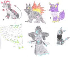 Pokeball Adopts 6 Revealed 2 by sam-speed