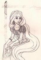 Tangled Realization by Fred-Weasley