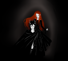 Ashes and Ghost by Glor666
